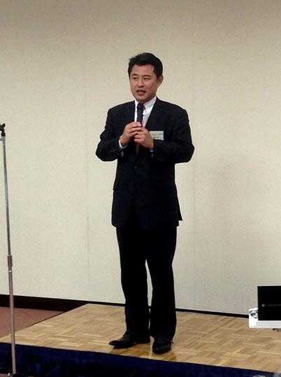 なぎの木グループ代表取締役社長 薙野英児氏
